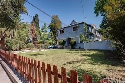 Pasadena Multi Family Home For Sale: 466 Cypress Avenue