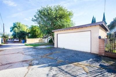 El Monte Single Family Home For Sale: 4141 La Madera Avenue