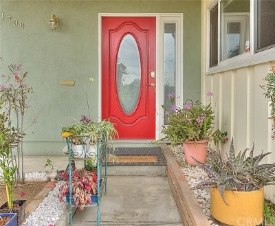 Monterey Park Single Family Home For Sale: 1700 S McPherrin Avenue