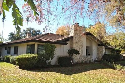 San Marino Single Family Home For Sale: 2710 E California Boulevard