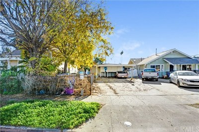 Pomona Multi Family Home For Sale: 860 W 7th Street