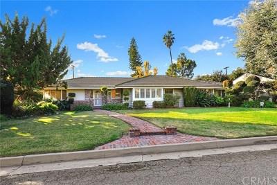 Pasadena Single Family Home For Sale: 615 Carroll Way