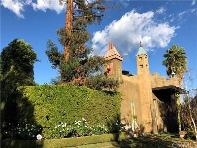 Pasadena Single Family Home For Sale: 322 S Grand Oaks Avenue