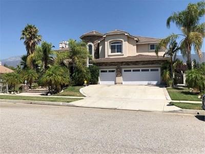 Rancho Cucamonga Single Family Home For Sale: 13060 Carnesi Drive