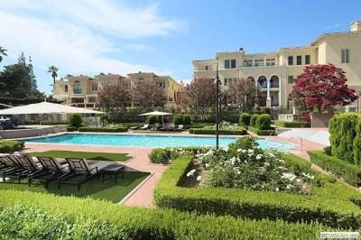 Pasadena Condo/Townhouse For Sale: 102 S Orange Grove Boulevard #110
