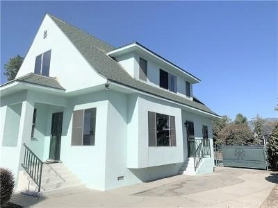 El Monte Single Family Home For Sale: 11545 Hemlock Street