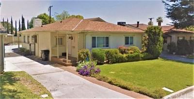Arcadia Single Family Home For Sale: 3018 Doolittle Avenue
