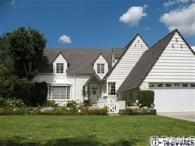 San Marino Single Family Home For Sale: 2345 Melville Drive