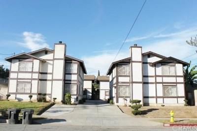 San Gabriel Condo/Townhouse For Sale: 331 W Glendon Way #A