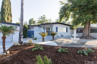 West Covina Single Family Home For Sale: 1708 S Lark Ellen Avenue