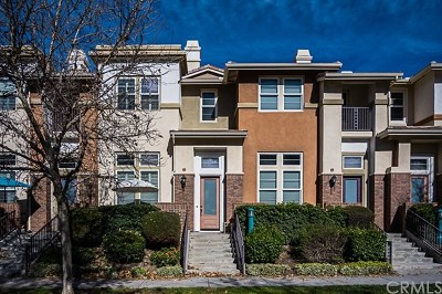 Claremont Condo/Townhouse For Sale: 605 W 1st Street