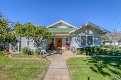 Pasadena Single Family Home For Sale: 505 Wyoming Street