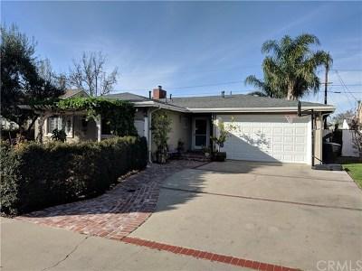 Anaheim Single Family Home For Sale: 1223 E Cypress Street