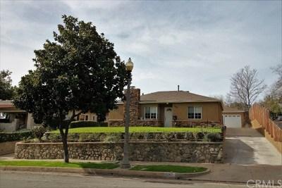 Pasadena Single Family Home For Sale: 1287 El Molino Avenue N