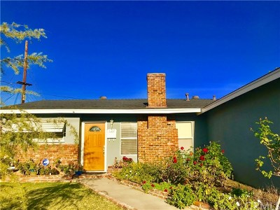 Monrovia Single Family Home For Sale: 127 E Atara Street