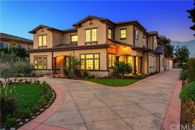 Arcadia Single Family Home For Sale: 323 W Duarte Road