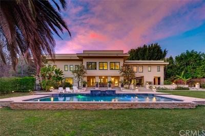 Pasadena Single Family Home For Sale: 1298 S El Molino Avenue