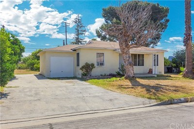 Arcadia Single Family Home For Sale: 3110 Hodges Avenue