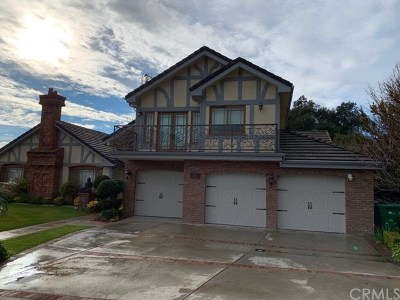 Arcadia Single Family Home For Sale: 1257 Oakhaven Road