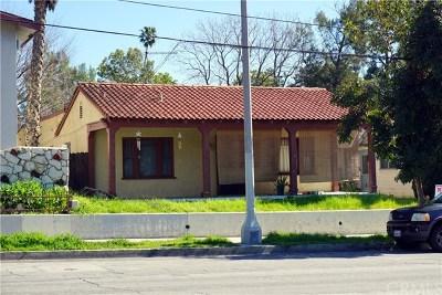 Pasadena Single Family Home For Sale: 266 N Wilson Avenue