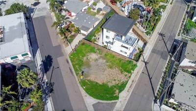 Oceanside Residential Lots & Land For Sale: 600 Neptune Street