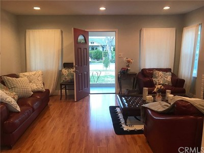 Pasadena Single Family Home For Sale: 2600 San Marcos Drive