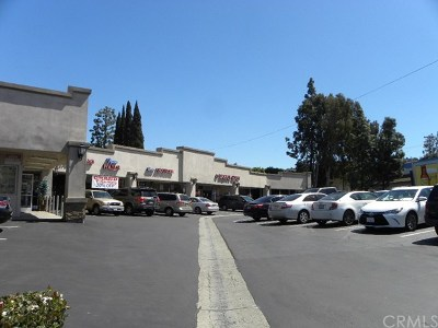 Orange Commercial For Sale: 100 N Tustin Avenue
