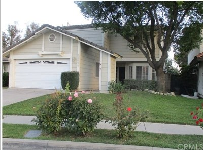 Rancho Cucamonga CA Single Family Home For Sale: $500,000