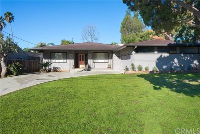 Pasadena Single Family Home For Sale: 775 Hastings Ranch Drive