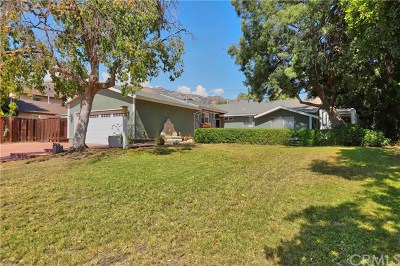 Glendora Single Family Home For Sale: 120 Verdugo Avenue
