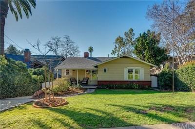 Sierra Madre Single Family Home For Sale: 94 E Mira Monte Avenue