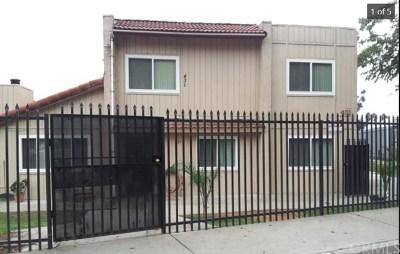 Rialto Multi Family Home For Sale: 431 W Shamrock Street