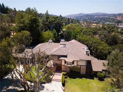 Diamond Bar Single Family Home For Sale: 2735 Shadow Canyon Road