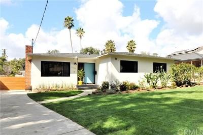 Pasadena Single Family Home For Sale: 1039 N Holliston Avenue