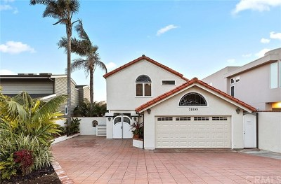 Single Family Home For Sale: 31099 Coast Highway