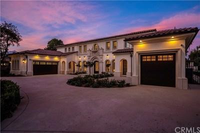 Arcadia Single Family Home For Sale: 2300 S Santa Anita Avenue