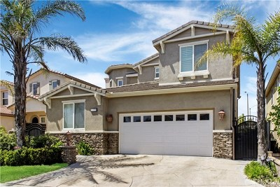 Single Family Home For Sale: 11523 Venezia Way