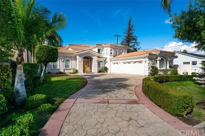 Temple City Single Family Home For Sale: 5911 N Muscatel Avenue