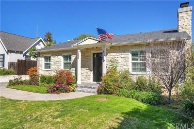 La Canada Flintridge Single Family Home For Sale: 4384 Bel Aire Drive