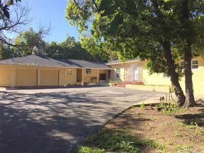 Arcadia Single Family Home For Sale: 235 W Foothill Boulevard