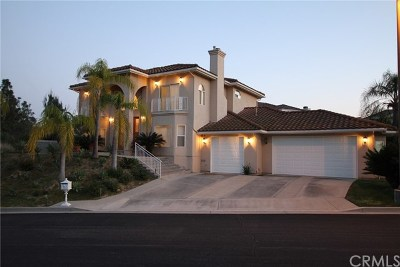 West Covina Single Family Home For Sale: 1709 Gigar