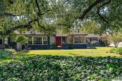 Arcadia Single Family Home For Sale: 1225 Oaklawn Road