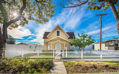 Upland Single Family Home For Auction: 1108 E 9th Street