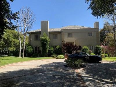 La Canada Flintridge Single Family Home For Sale: 4064 Chevy Chase Drive