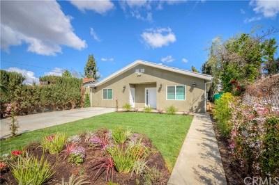 Lake Balboa Single Family Home For Sale: 15727 Marlin Place