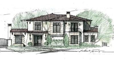 Arcadia Single Family Home For Sale: 925 Hampton Road