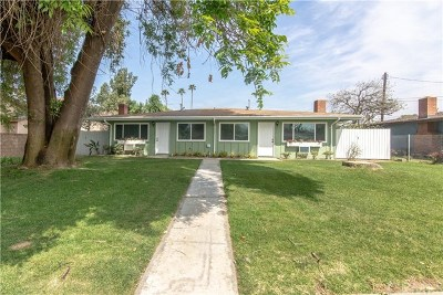 Loma Linda Multi Family Home For Sale: 25370 State Street