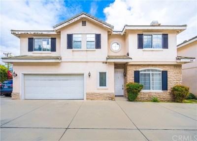 Monrovia Single Family Home For Sale: 807 W Walnut Avenue