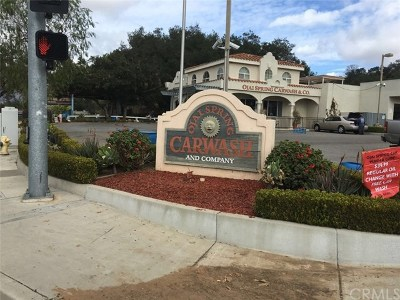 Ventura County Commercial For Sale: 11502 N Ventura Avenue