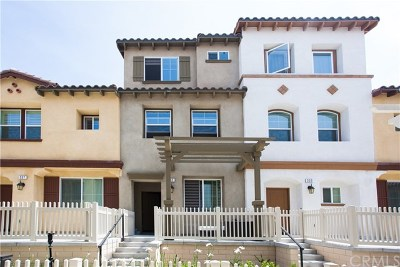 Azusa Condo/Townhouse For Sale: 335 N Edenfield Ave
